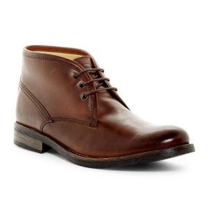 NWT Base London Kitty Leather Chukka Boot